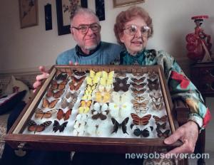 Betty and Peter Knudsen